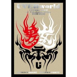 <DVD> UVERworld / TYCOON TOUR YOKOHAMA ARENA 2017.12.21(初回生産限定盤)|yamada-denki
