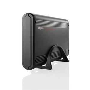 エレコム LGB-EKU3 アルミボディ 3.5インチ外付けHDDケース