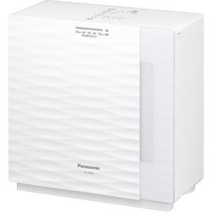 パナソニック FE-KFS05-W ヒーターレス気化式加湿機 プレハブ洋室:14畳/木造和室:8.5畳 ミルキーホワイト|yamada-denki