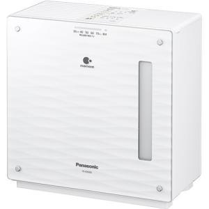 パナソニック FE-KXS05-W ヒーターレス気化式加湿機 ナノイー搭載 プレハブ洋室:14畳/木造和室:8.5畳 ミスティホワイト yamada-denki