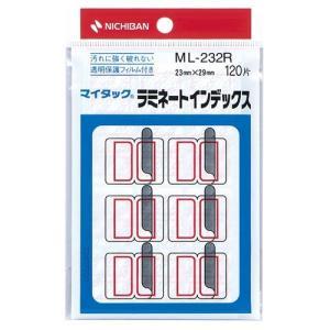 ニチバン ML-232R マイタックラベル|yamada-denki