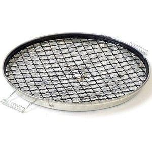 ベストコ 匠焼 Siセンサー対応 こんがりもち焼き網 丸型 ( 1コ入 )|yamada-denki