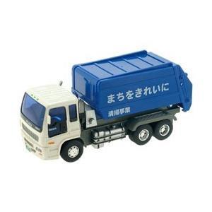 トイコー はたらく車 ISUZU GIGA ジュニア清掃車|yamada-denki