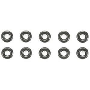 タミヤ 【ミニ四駆】 AO-5042 3mmOリング黒(10個入り)|yamada-denki