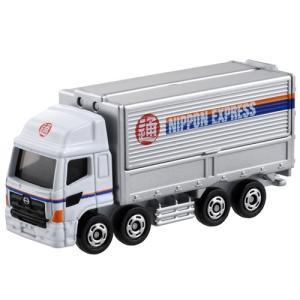 トミカ 077 日野プロフィア 日本通運トラック(BP)|yamada-denki