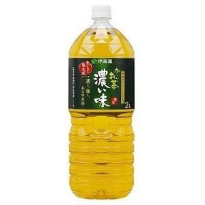伊藤園 お〜いお茶 濃い茶 2L|yamada-denki