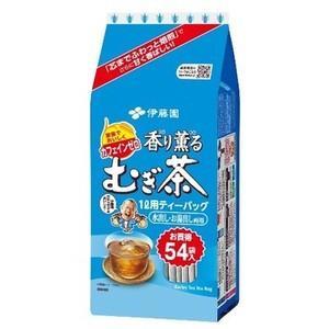 伊藤園 香り薫る麦茶 ティーバッグ ( 8g*54袋入 )|yamada-denki