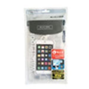 (株)ミック MM18-EX-2003-1 スマートフォン用防水ケース EX-CASE  ブラック|yamada-denki