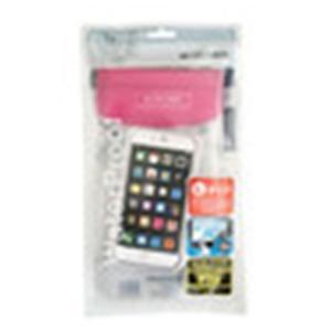 (株)ミック MM18-EX-2003-4 スマートフォン用防水ケース EX-CASE  ピンク|yamada-denki