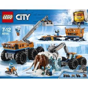 LEGO 60195 シティ 北極探検基地|yamada-denki