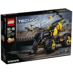 レゴジャパン LEGO テクニック 42081 ボルボ コンセプトホイールローダー ZEUX|yamada-denki