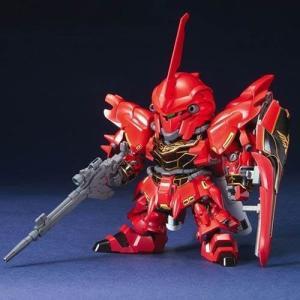 バンダイ(BANDAI) SDガンダム BB戦士 No.365 MSN-06S シナンジュ(再販)&...