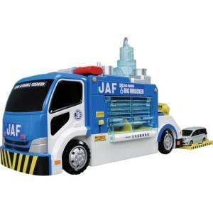 タカラトミー(TAKARA TOMY) 空気はスゴイぞ! 整備工場へ運ぼう! JAFビッグレッカー車|yamada-denki