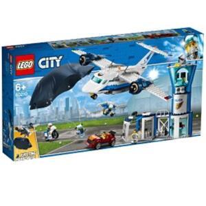 レゴジャパン LEGO(レゴ)  60210 シティ 空のポリス指令基地|yamada-denki