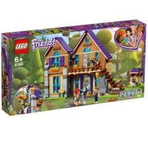 レゴジャパン LEGO(レゴ) 41369 フレンズ ミアのどうぶつなかよしハウス|yamada-denki