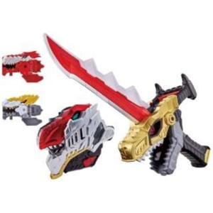 バンダイ 騎士竜戦隊リュウソウジャー リュウソウジャー最強竜装セットDXリュウソウケン&リュウソウチェンジャー|yamada-denki
