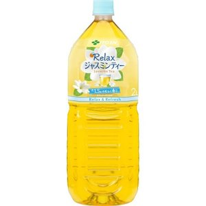 伊藤園 中国茶 RelaxジャスミンティーPET 2000ml|yamada-denki