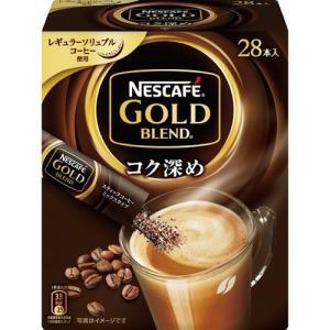 ネスレ日本 ネスカフェ GB コク深め STコーヒー 6.6X28 yamada-denki