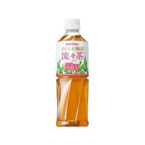 サントリーフーズ  サントリー 流々茶 手売り用   ペット  500ml|yamada-denki