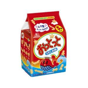 森永製菓 おっとっと うすしお味(5袋入)<br>862