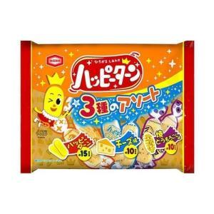 亀田製菓 ハッピーターン 3種のアソート 140g・862
