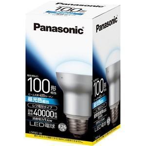 パナソニック LDR9DW 調光器非対応LED電球 (レフ電球形・全光束400lm/昼光色相当・口金E26)|yamada-denki