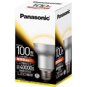 パナソニック LDR9LW LED電球 電球色 E26口金 レフ電球タイプ 400lm|yamada-denki