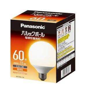 パナソニック EFG15EL11E 電球形蛍光灯 「パルックボール」(G形)電球色|yamada-denki