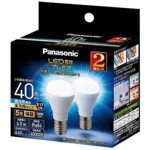 パナソニック LDA4DGE17Z40ESW22T LED電球プレミア 4.0W 2個セット(昼光色相当)|yamada-denki