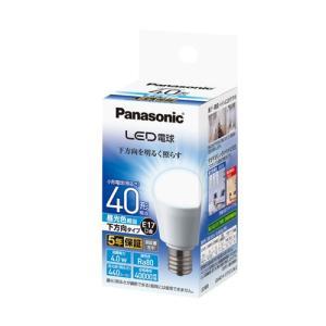 パナソニック LDA4DHE17ESW2 調光器非対応LED電球 (小型電球形・全光束440lm/昼光色相当・口金E17)|yamada-denki