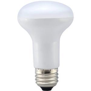 オーム電機 LDR6D-WA9 LED電球 レフランプ形 60形相当 E26 昼光色|yamada-denki