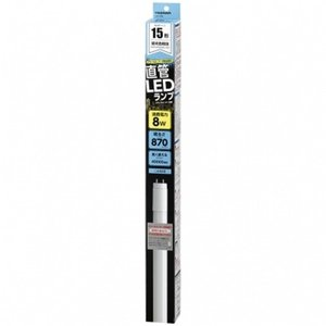 ヤザワ LDF15D88 直管LEDランプ 15W型グロー式 昼光色|yamada-denki