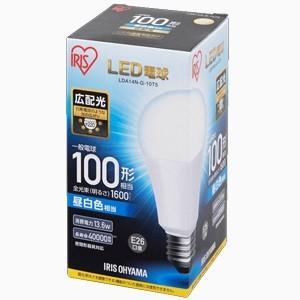 アイリスオーヤマ LDA14N-G-10T5 LED電球 一般電球形 1600lm(昼白色相当) ECOHILUX|yamada-denki