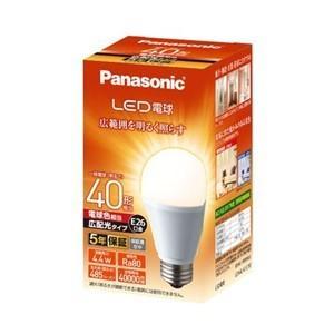 パナソニック LDA4LGEW LED電球 一般電球形 485lm相当(電球色相当) Panasonic yamada-denki