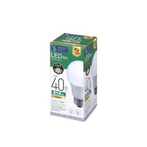 YAMADA SELECT(ヤマダセレクト) LDA4DGEG1 LED電球 40W 昼光色 口金E26|yamada-denki