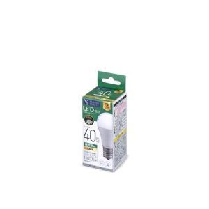 YAMADA SELECT(ヤマダセレクト) LDA4DGE17G1 LED電球 40W 昼光色 口金E17|yamada-denki