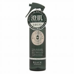 ボトコラックス ブラック カシスオリーブ デイ&ナイトミスト(全身用ローション)200ml|yamada-denki