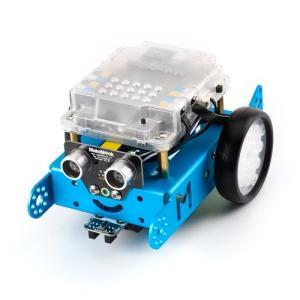Makeblock 99095 STEM教育ロボットキット mBot V1.1-Blue(Bluetooth Version) yamada-denki