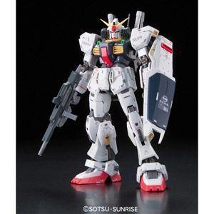 バンダイ  RGシリーズRG08  ガンダムMk-2U  エゥーゴ仕様<br>885