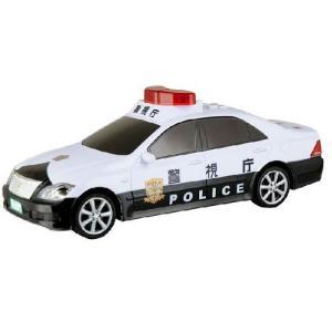 トイコー(TOYCO) サウンド&フリクションシリーズ サウンド クラウンパトカー|yamada-denki