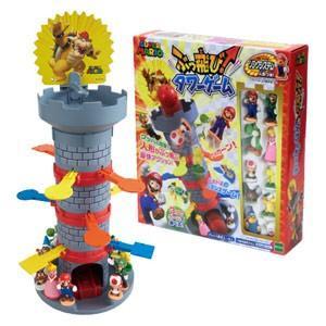 スーパーマリオ ぶっ飛び!タワーゲーム yamada-denki