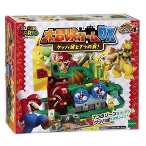 スーパーマリオ 大冒険ゲームDX クッパ城と7つの罠 yamada-denki