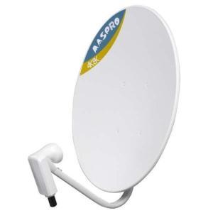 マスプロ BC45RL-SET 4K・8K衛星放送対応 BS・110度CSデジタルアンテナセット&l...