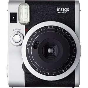 富士フイルム INSTAXMINI90-BLK インスタントカメラ instax mini 90 「...