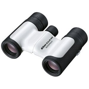 ニコン ACW1010X21WH 10倍双眼鏡 「アキュロン W10(ACULON W10)」ホワイト|yamada-denki
