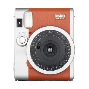 富士フイルム INSTAXMINI90-BRN インスタントカメラ instax mini 90 「...