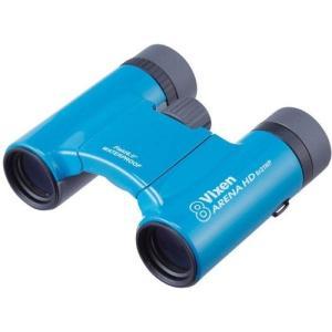 ビクセン アリーナ HD8×21WP ブルー 双眼鏡 8倍 21mm|yamada-denki
