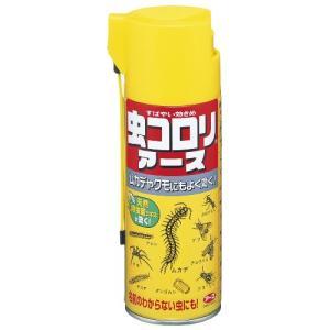 アース製薬 虫コロリアース(エアゾール) 300ml 【日用消耗品】|yamada-denki