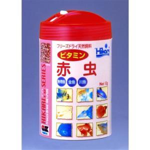 キョーリン ひかりFD ビタミン 赤虫 12g|yamada-denki