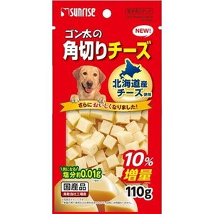 マルカン(サンライズ) ゴン太の角切りチーズ 110g|yamada-denki